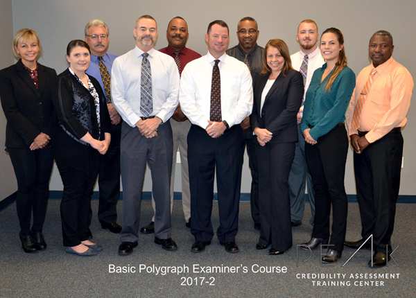 Basic Course Attendees